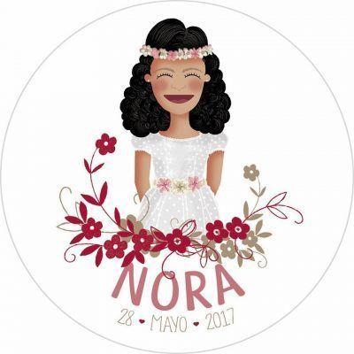 Ilustraciones personalizadas. In-Diana