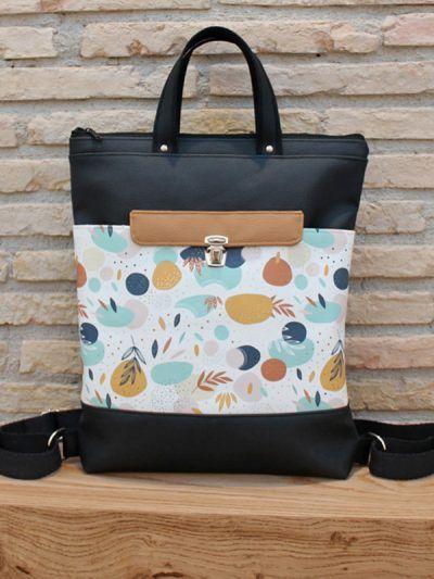 Bolsos y mochilas hechas a mano. In-Diana