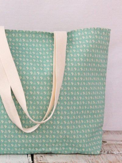 Bolsos de playa handmade. In-Diana